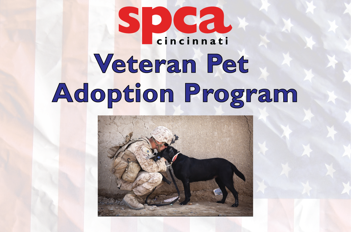 Veteran Pet Adoption Program