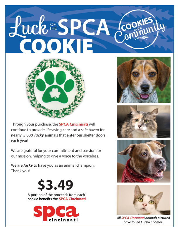 Luck of the SPCA